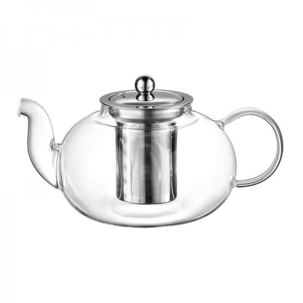 Чайник с металлическим фильтром и крышкой 600мл (ITT-39)