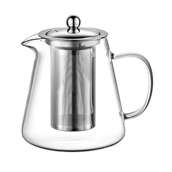 Чайник с металлическим фильтром и крышкой 950 мл (ITT-45)