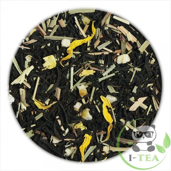 """Чёрный чай """"Мандариновый"""""""