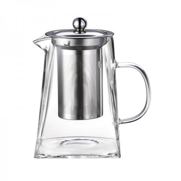 Чайник с металлической крышкой 950 мл (ITT-46)