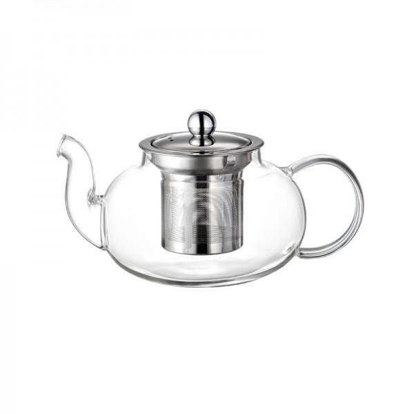 Чайник с металлическим фильтром и крышкой 600мл (ITT-38)