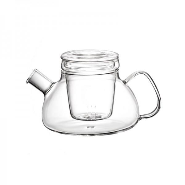 Чайник со стеклянной крышкой 700мл