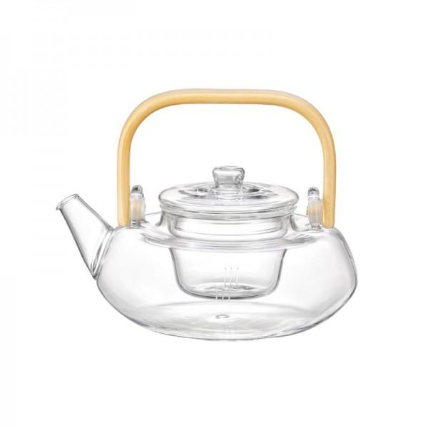 """Чайник c деревянной ручкой """"Тяньцзинь"""", 800 мл (ITT-70)"""