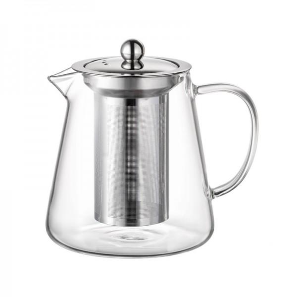 Чайник с металлическим фильтром и крышкой 750 мл (ITT-44)